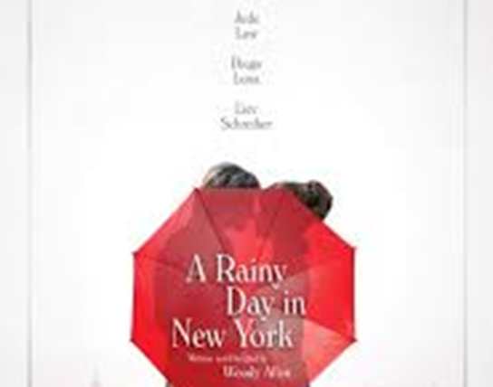 Film A rainy day in New York